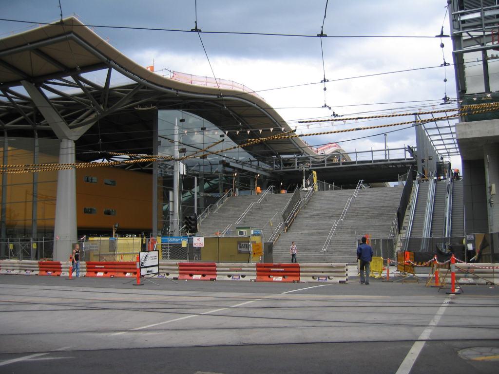 southern cross station - photo #16