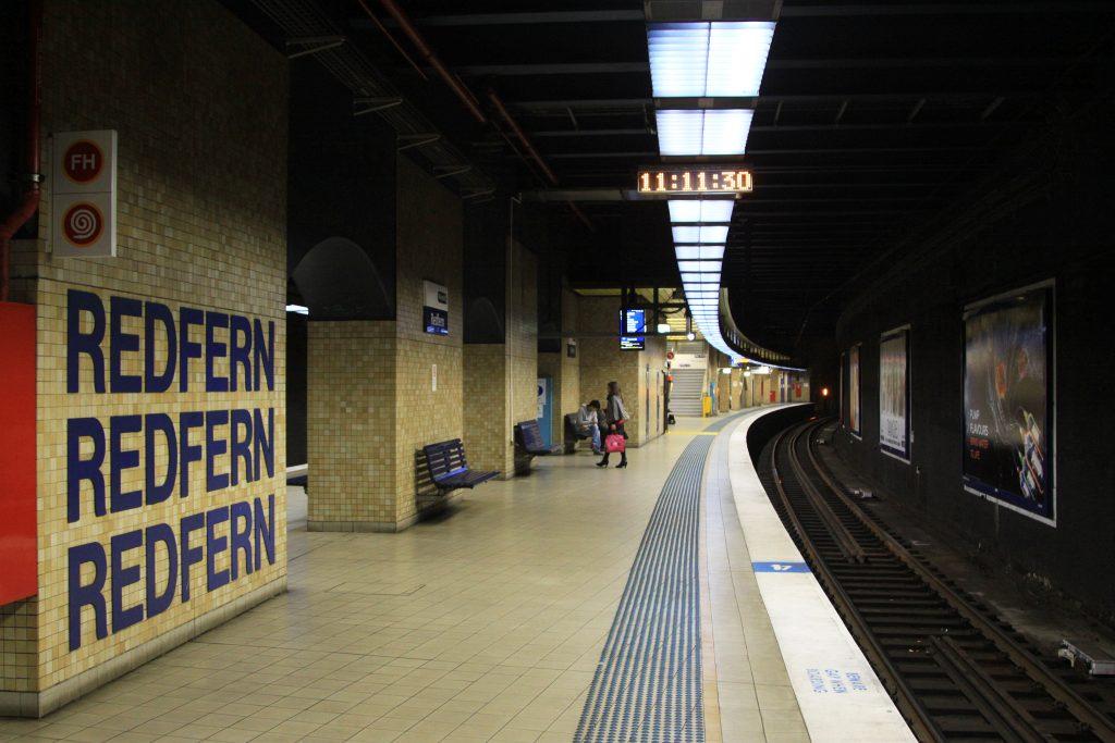 redfern station - photo #38