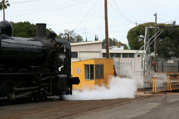 707 Operations - Geelong August 2009