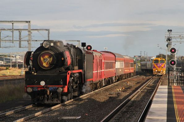 707 Operations - 'Wizarding Academy Express' charter 2019