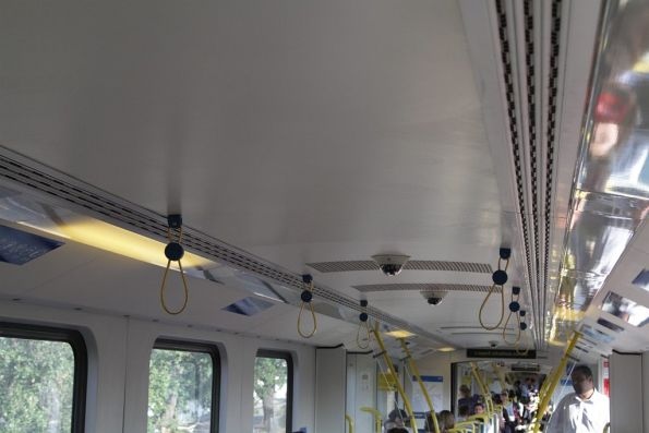 Stuck onboard a Siemens train after the overhead power died on the Craigieburn line