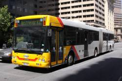 #1006 eastbound on Grenfell Street at King William Street
