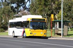 #1677 heads west on route 174 along Botanic Road
