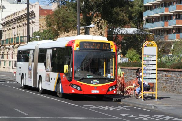 #1177 on route 171 along North Terrace