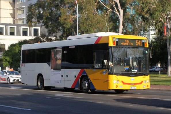 #1442 on route 541 along Currie Street