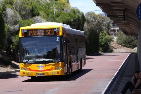 #1287 at Tea Tree Plaza Interchange