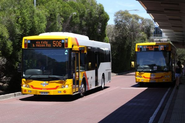 #1412 at Tea Tree Plaza Interchange