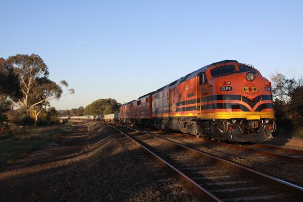 Adelaide Rail Revitalisation works trains