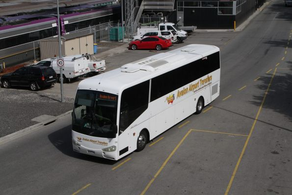 Airport buses of Victoria