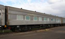 Twinette sleeping car NAM 2329