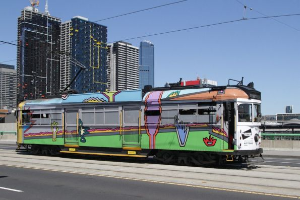 Melbourne Art Trams 2013