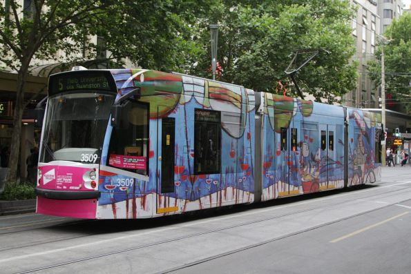 Melbourne Art Trams 2014