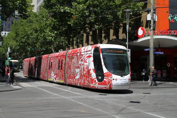 Melbourne Art Trams 2019