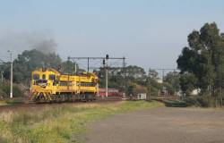 J102 and J103 head light engine through Newport for CRT Altona