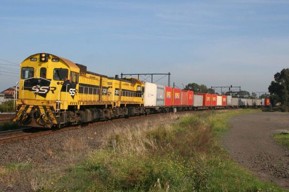 J102 and J103 at Newport return from CRT Altona