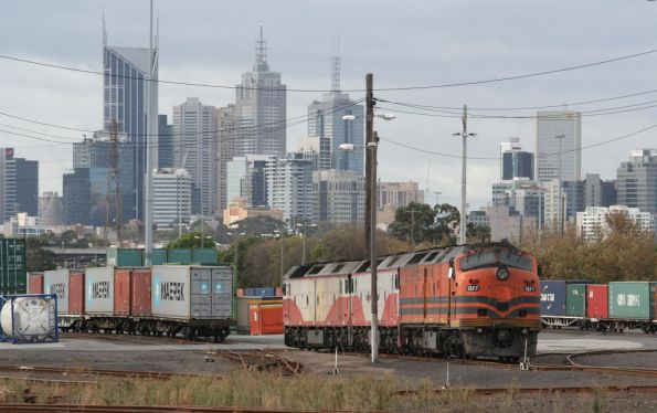 CLF7 with SCT G511 and G533 at North Dynon