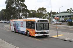 CDC Ballarat bus #141 2885AO on route 11 at Wendouree station