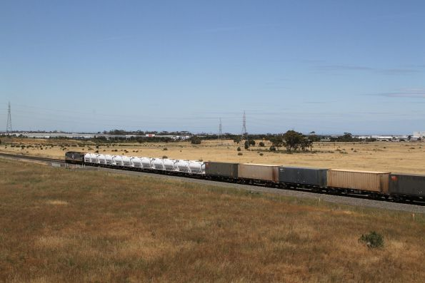 Ballarat Line Upgrade consolidation trains