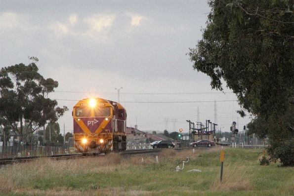 Ballarat Line Upgrade driver training