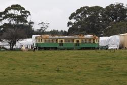 SW6.951, 908 and 998 in off-site storage at Bungaree, temporarily stored on behalf of VicTrack