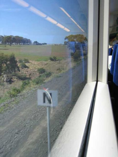 First day of VLocity operations - Ballarat line launch