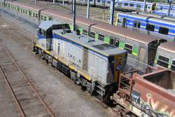 T377 leads partially full CHMF hoppers