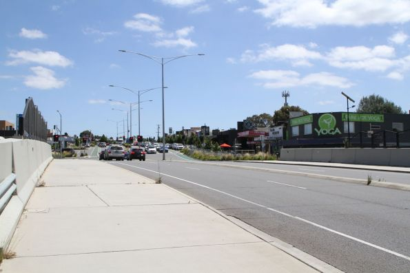 Bayswater level crossing removal project