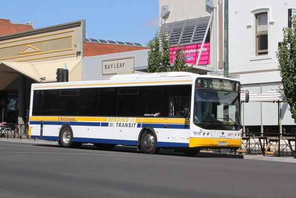 Christian's #111 2967AO on route 5 on Mitchell Street