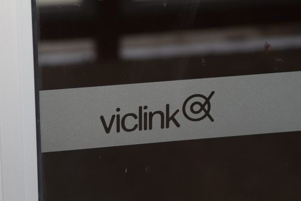 'Viclink' branding on the windows at Riddells Creek