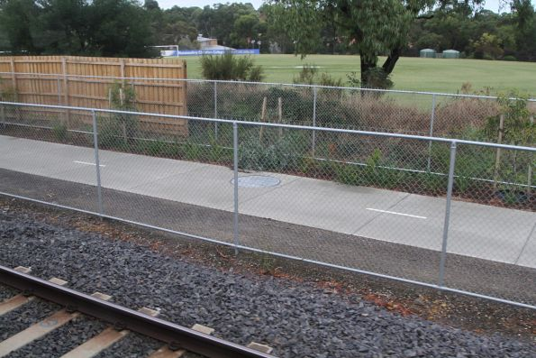 Shared path completed between Blackburn and Nunawading stations