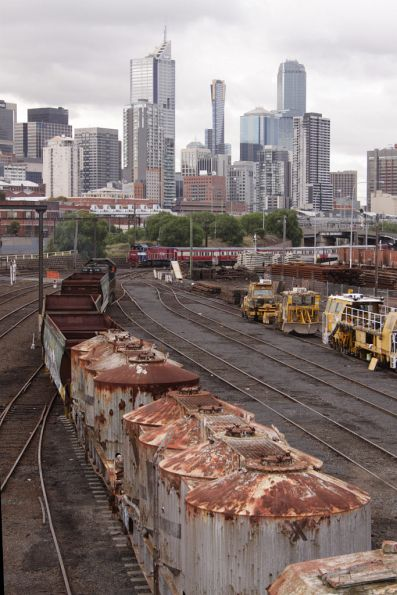 P class push-pull heads for Melbourne Yard