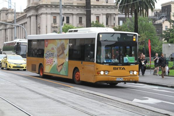 Sita bus #288 5399AO at Parliament station