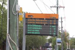 Lilydale and Belgrave trains only running as far as Camberwell, thanks to yet another occupation at Burnley