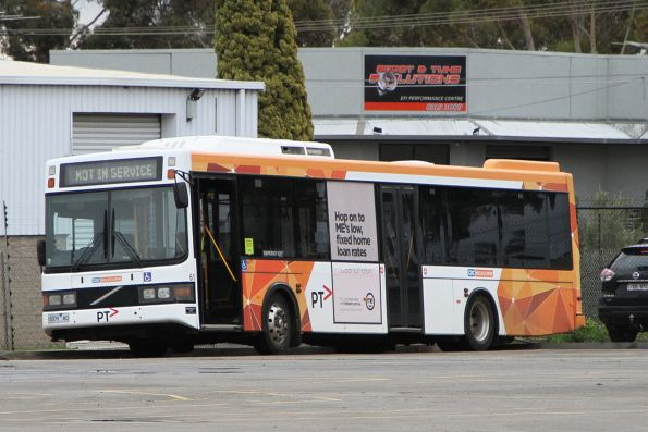 CDC Melbourne bus #61 0009AO at the Sunshine depot