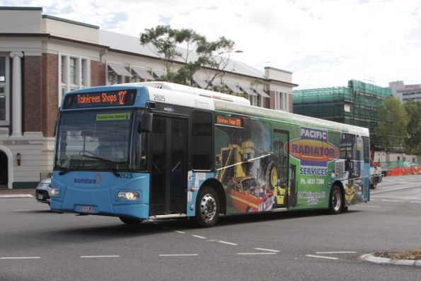 Cairns buses