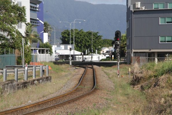 Cairns station