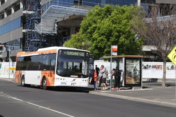 CDC Melbourne #89 8015AO on a St Albans bound route 408 service in Sunshine