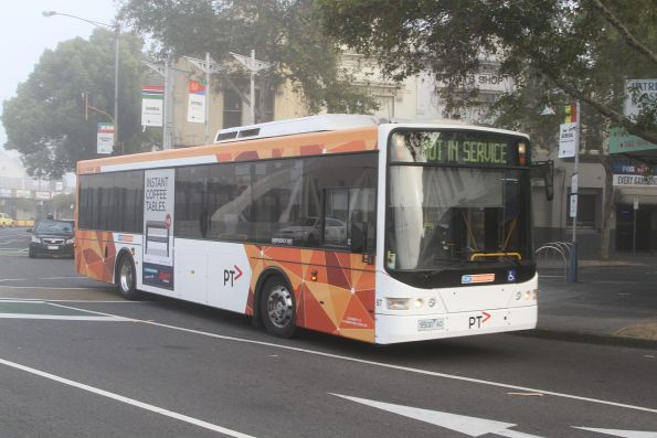 CDC Melbourne bus #67 5500AO in Footscray