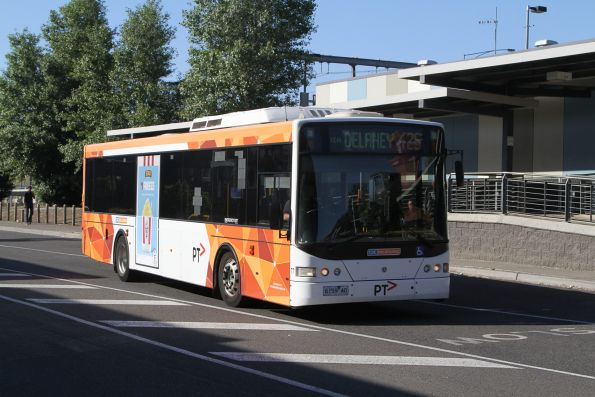 CDC Melbourne bus #77 6159AO on route 425 at Watergardens station