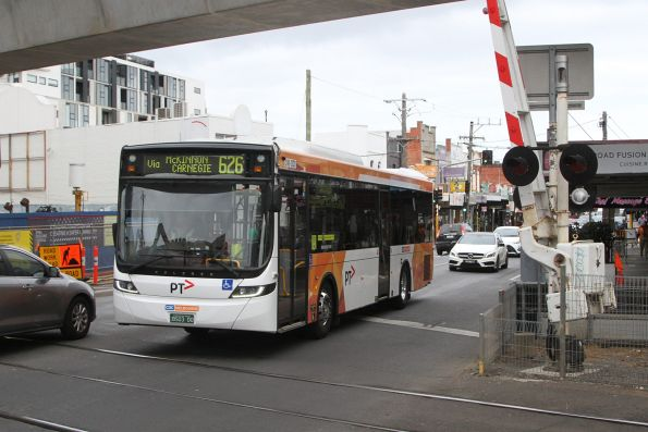 CDC Melbourne bus #149 BS03DO on route 626 at Carnegie station