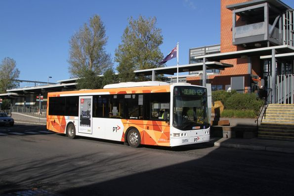 CDC Melbourne bus #84 7364AO on route 425 at Watergardens station