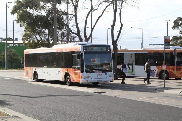 CDC Melbourne bus #92 5260AO on route 170 at Werribee station