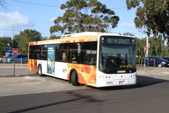 CDC Melbourne bus #205 6036AO departs Werribee station