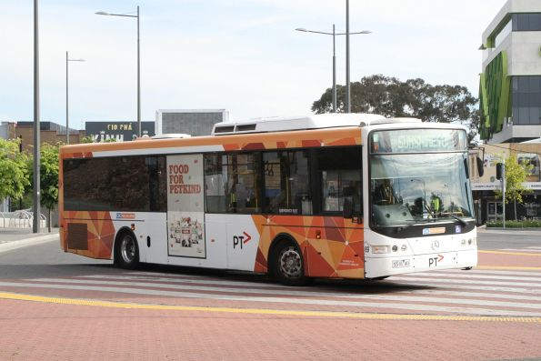 CDC Melbourne bus #69 5516AO on route 408 at Sunshine station