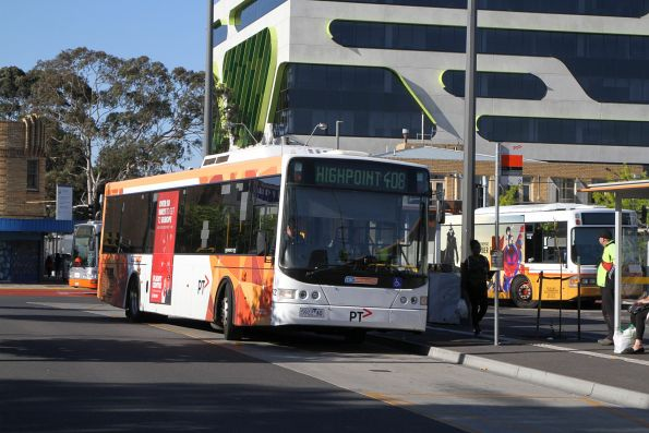 CDC Melbourne bus #72 5922AO on route 408 at Sunshine station