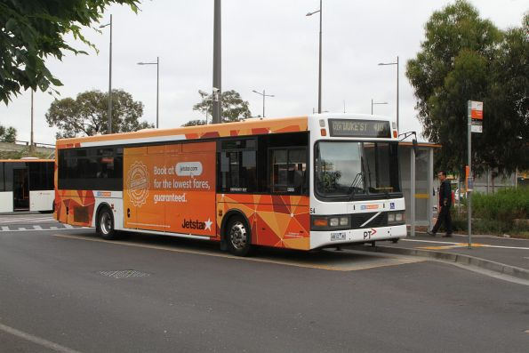 CDC Melbourne non-air conditioned bus #54 4812AO on route 410 at Sunshine station