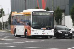 CDC Melbourne bus #W230 9408AO on route 412 at Geelong Road in West Footscray