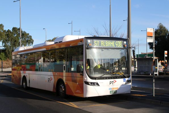 CDC Melbourne hybrid bus #102 BS05HA on route 408 at Sunshine station