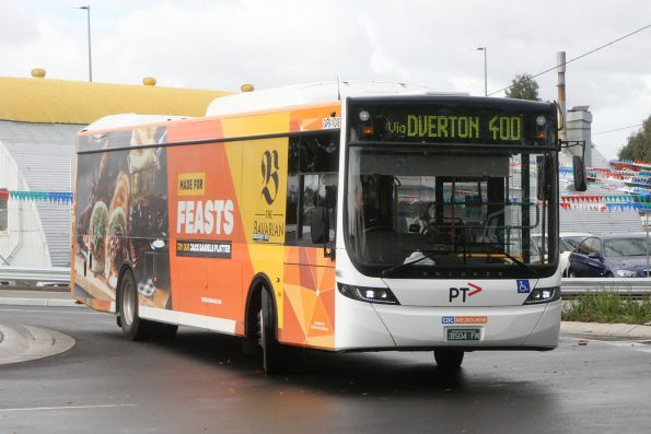 CDC Melbourne bus #246 BS04FM on route 400 at Sunshine station
