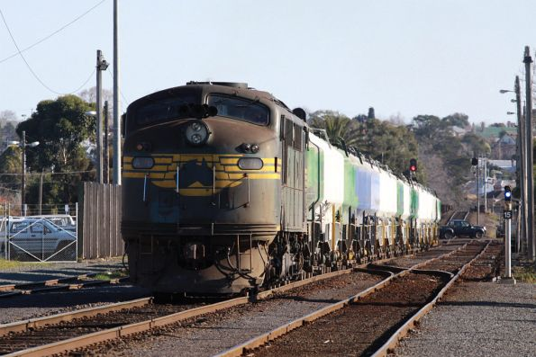 A78 back on the move at South Geelong